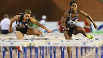 2017-06-24 Lekkoatletyczne mistrzostwa USA: Stowers z czasem 12,47 na 100 m ppł