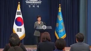 Wzburzony naród odsuwa prezydenta? Ciąg dalszy skandalu w Korei Południowej