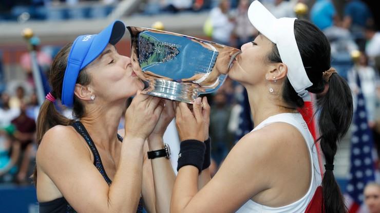 US Open: Triumf Hingis i Chan w deblu, dublet Szwajcarki w Nowym Jorku