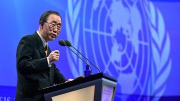 """Rada Bezpieczeństwa ONZ o przestępstwach seksualnych """"błękitnych hełmów"""""""