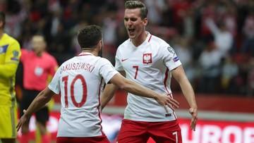 04-09-2017 22:30 Polska wygrała z Kazachstanem 3:0. Biało-czerwoni liderem grupy