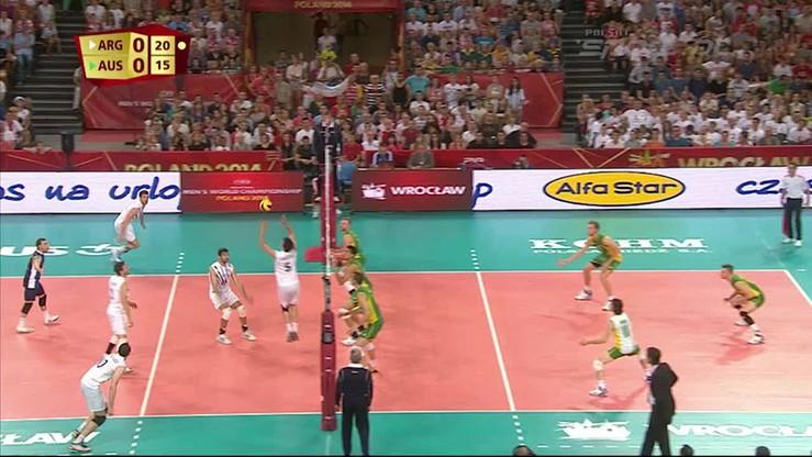 Argentyna - Australia 3:0. Skrót meczu