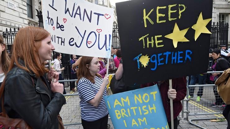 Wniosek ws. Brexitu to kwestia najbliższych tygodni