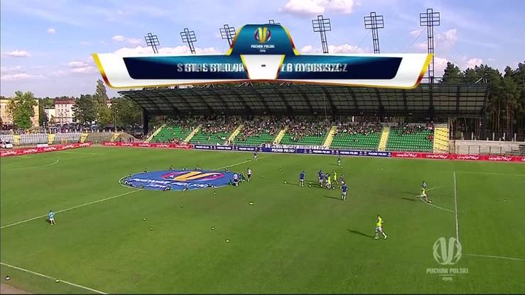 PP: Stal Stalowa Wola - Zawisza Bydgoszcz 1:2. Skrót meczu