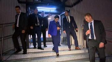 Premier przedstawiła prezesowi PiS plan rekonstrukcji rządu. Mazurek: zmiany będą nieco odłożone w czasie
