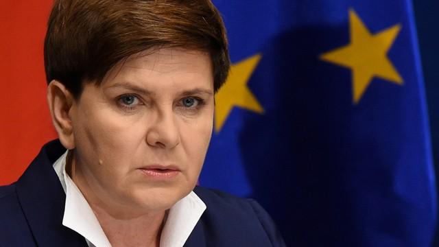 Premier: Nie złamałam konstytucji; nie mogę opublikować czegoś, co nie jest orzeczeniem