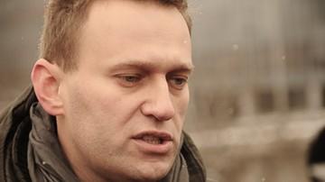 01-06-2016 19:19 Nawalnemu przeszukano mieszkanie. Zabrano komputery i telefony