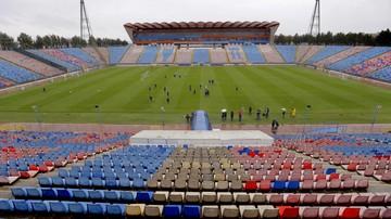 2015-09-17 Rumunia zagra przy pustych trybunach