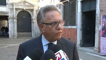 14-10-2016 16:33 Przewodniczący Komisji Weneckiej oczekuje wzięcia jej opinii pod uwagę