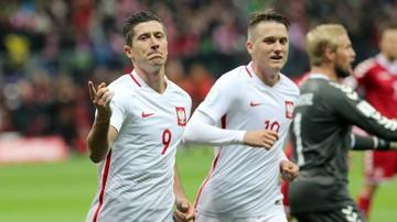 2017-05-14 Polacy za granicą: Gole Lewandowskiego, Zielińskiego i Klicha. Wicemistrzostwo Wilczka