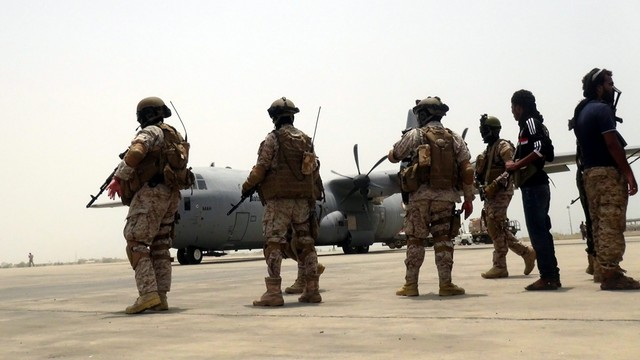 Jemen: setki żołnierzy koalicji rozmieszczono wokół Adenu