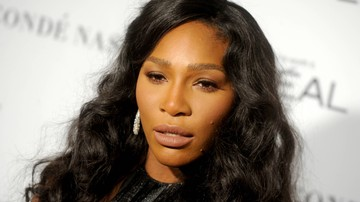 2015-12-01 Tym razem nie modelki, ale kobiety sukcesu. Serena Williams w kalendarzu Pirelli