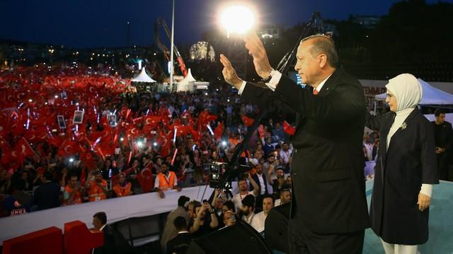 Turcja: Erdogan zadeklarował gotowość do przywrócenia kary śmierci