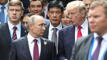 11-11-2017 09:45 Trump i Putin zapowiadają w oświadczeniu pokonanie Państwa Islamskiego