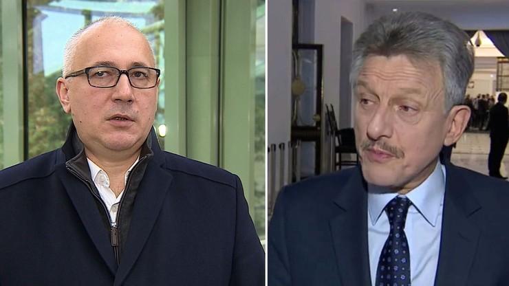 Brudziński: nie wykluczam konferencji Piotrowicza ws. jego roli w stanie wojennym
