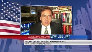 Mariusz Max Kolonko - Trump nakłada nowe sankcje na Koreę Północną