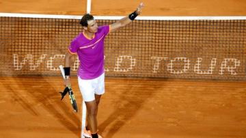 2017-04-21 ATP Monte Carlo: Nadal uzupełnił grono półfinalistów
