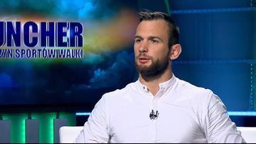 2017-06-26 Łebkowski poznał rywala: Takich przeciwników mam non stop