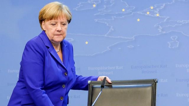 Merkel: we wrześniu nieformalny szczyt 27 państw UE w Bratysławie