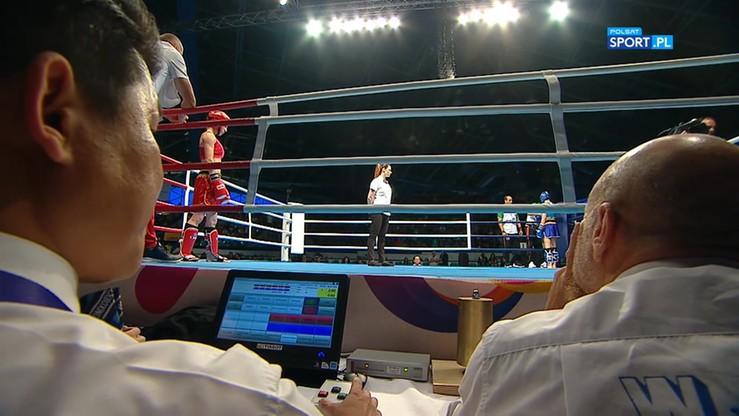 2017-07-27 Marta Waliczek - Melissa Aceves Martinez. Skrót walki