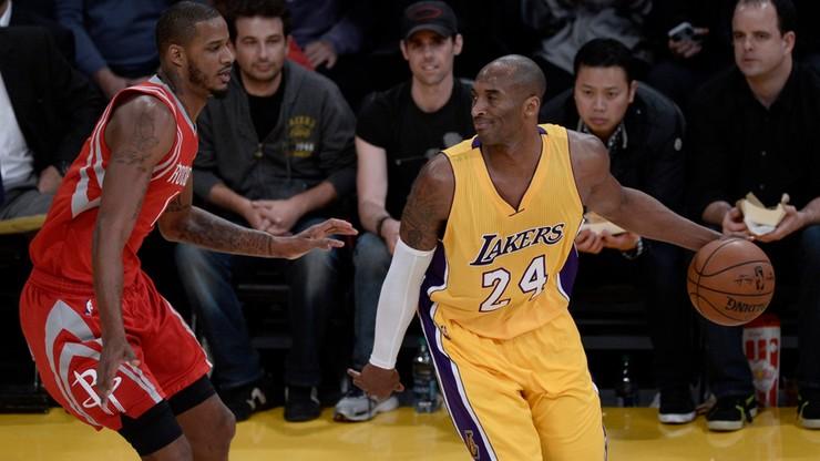NBA: Bryant wrócił i poprowadził Lakersów do wygranej