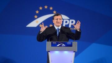 12-09-2016 14:28 Barroso będzie traktowany w KE jak lobbysta, a nie były przewodniczący