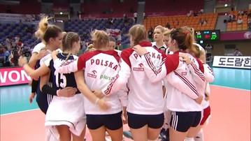 2017-07-22 Siódme zwycięstwo! Polskie siatkarki zagrają w Final Four II dywizji WGP