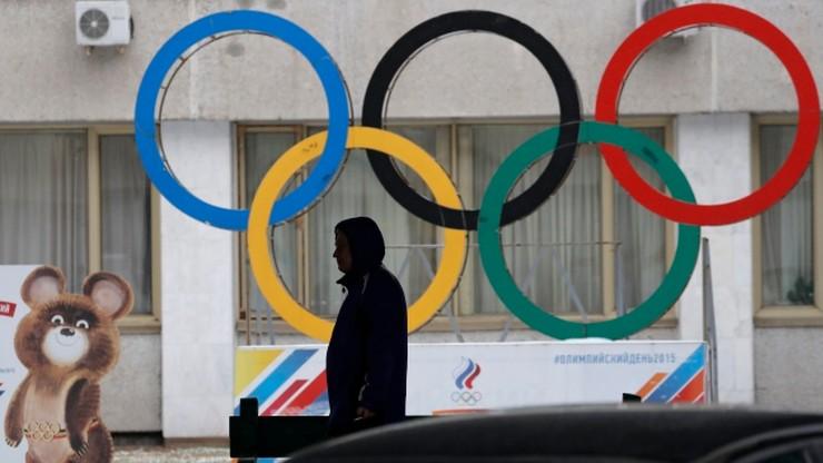 Pjongczang 2018: Rosja popiera udział swoich sportowców