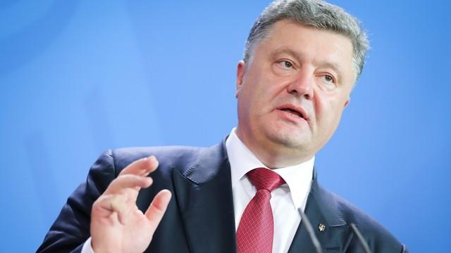 Ukraina: Poroszenko zaprosił Dudę do złożenia wizyty w Kijowie