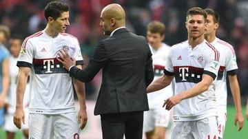 2015-10-23 Kibice Bayernu czekają na tysięczną wygraną