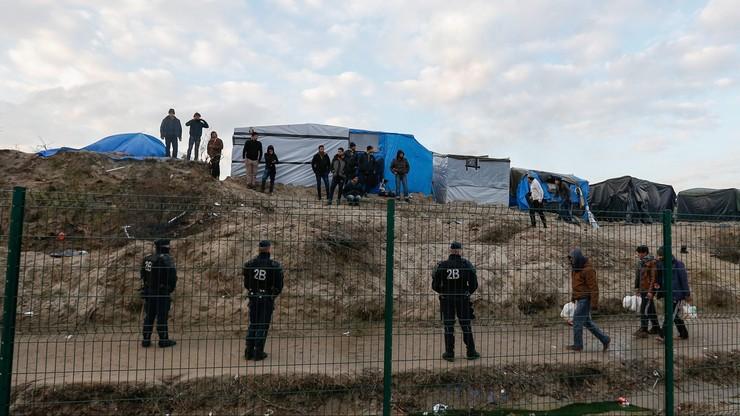"""Francja: sąd podtrzymał decyzję o ewakuacji """"dżungli"""" pod Calais"""