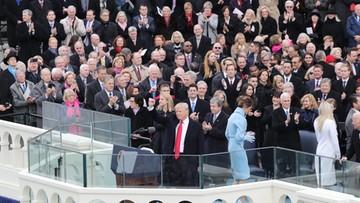 """20-01-2017 18:27 """"Koniec masakrowania Ameryki"""". Inauguracyjne przemówienie Trumpa"""