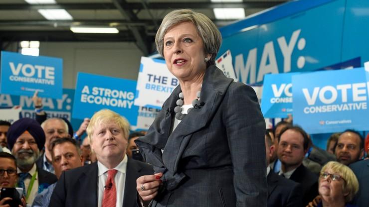 W czwartek przedterminowe wybory parlamentarne w Wielkiej Brytanii
