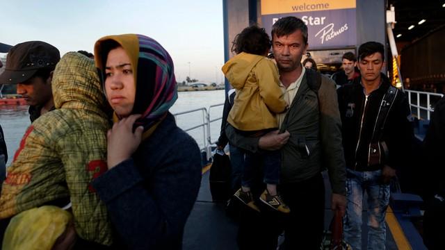 UE powołuje misję na Morzu Śródziemnym przeciw przemytnikom ludzi