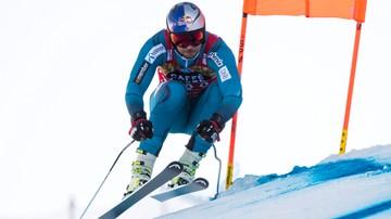 2017-01-17 Alpejski PŚ: Kontuzja Svindala, Norweg kończy sezon
