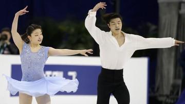 2015-11-29 GP w łyżwiarstwie figurowym: Amerykanie wygrali rywalizację par tanecznych