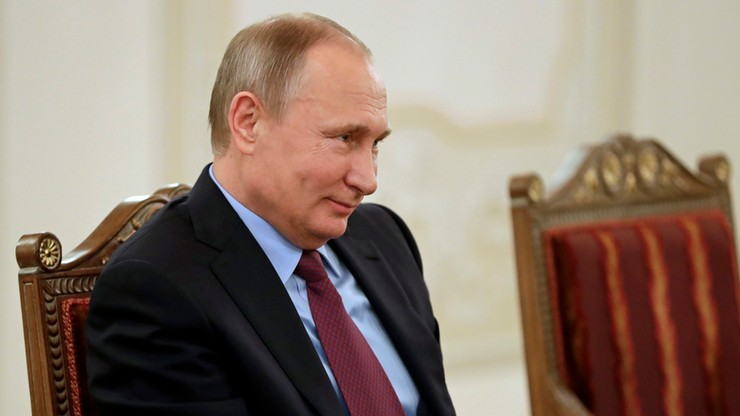 Putin: światowa równowaga sił odnawia się