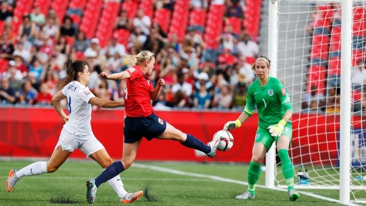 Anglia i USA w ćwierćfinale MŚ