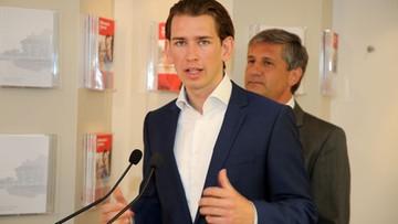 Szef MSZ Austrii chwali Orbana za zamknięcie granicy UE