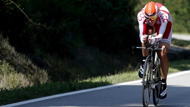 Szybka i karkołomna trasa wyścigu na MŚ w kolarstwie