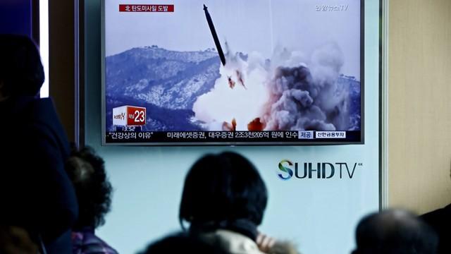Korea Północna wystrzeliła pocisk rakietowy krótkiego zasięgu. Nie wiadomo gdzie spadł