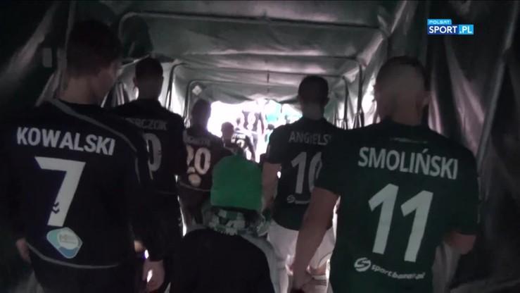 Olimpia Grudziądz - GKS Tychy 1:0. Skrót meczu