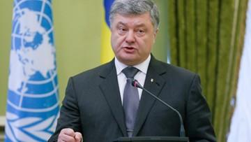 Prezydent Ukrainy zapowiada kontrole biometryczne na granicach