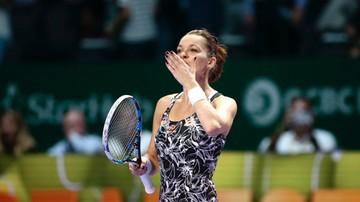2016-10-29 WTA Finals: Kerber kolejną przeszkodą Radawńskiej w drodze do obrony tytułu
