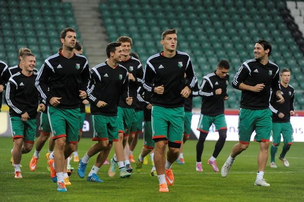 Piłkarska LE: Legia krok od awansu do kolejnej fazy