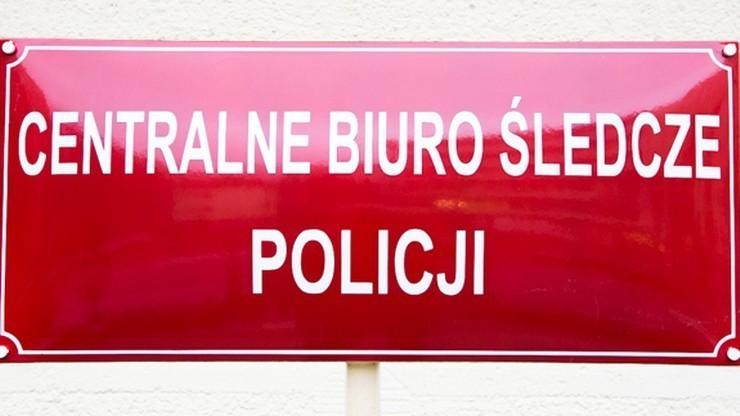 Odwołany naczelnik Zarządu CBŚP w Warszawie