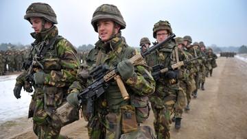 23-01-2017 11:49 4,5 tys. żołnierzy w Drawsku Pomorskim. Rozpoczęły się międzynarodowe ćwiczenia Bison-17