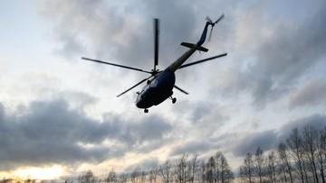 22-10-2016 06:33 Katastrofa śmigłowca w Rosji. Zginęło 19 osób