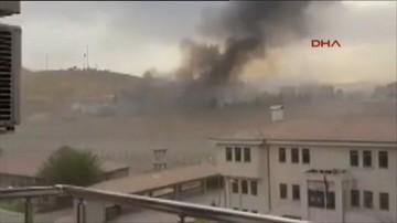 26-08-2016 12:28 Atak bombowy na komendę policji w Turcji. Wiele ofiar