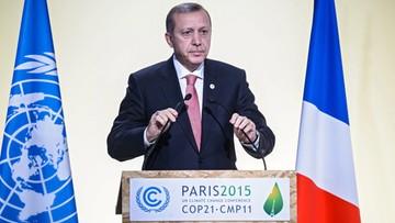 """01-12-2015 10:54 Erdogan pyta Putina. """"Czy szanowny pan pozostanie na stanowisku?"""""""